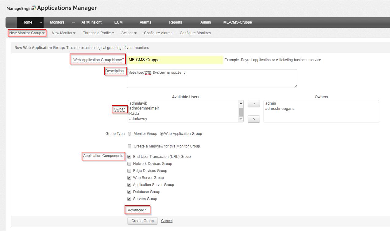 Tipps fürs Application Performance Monitoring | ManageEngine