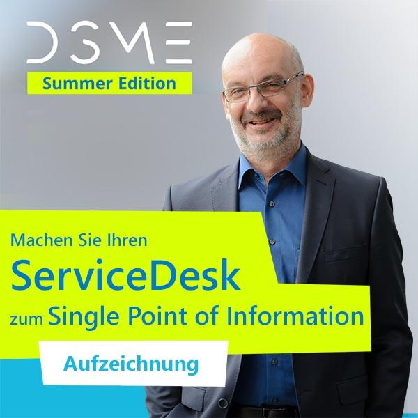 DSME-Aufzeichnung