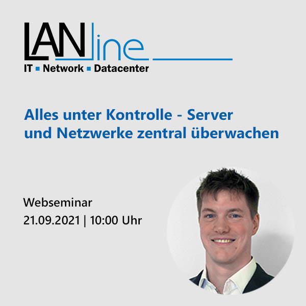 LANline-Webinar: Alles unter Kontrolle - OpManager
